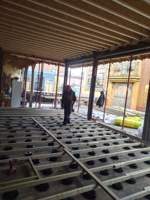 Omni-Roof nv  - BINNENAFWERKING