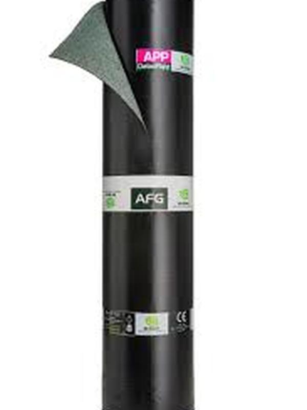 SOPREMA DeboPlast APP 4 BS/F K180 8 m x 1 m