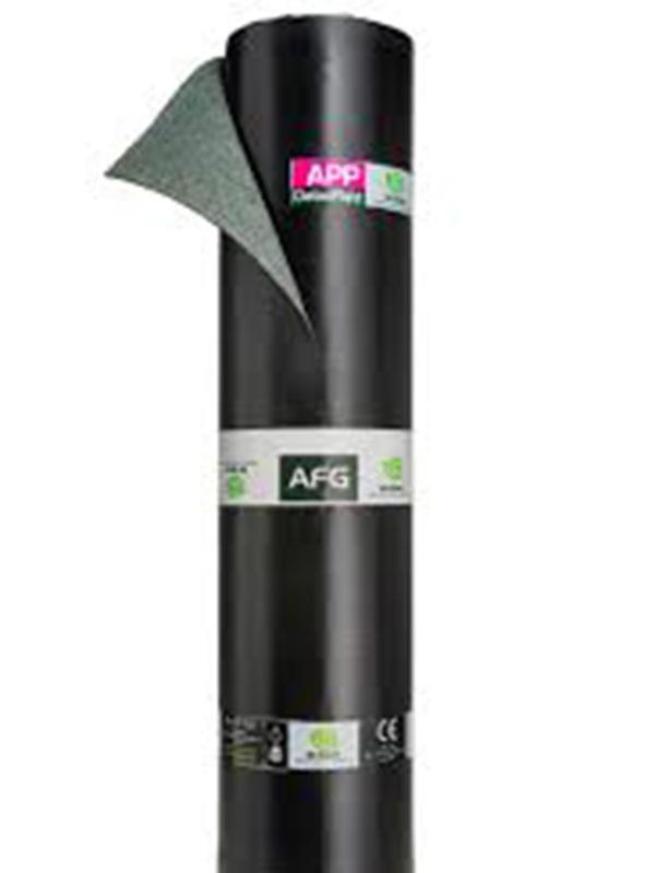SOPREMA DeboPlast APP 4 AFG/F K180 8 m x 1 m