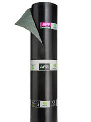 De Boer DeboPlast APP 4 AFG/F K180 8 m x 1 m