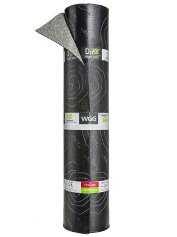 De Boer DuO High Tech 4 WGG/F C180 Landscape Firecare 8 m x 1 m