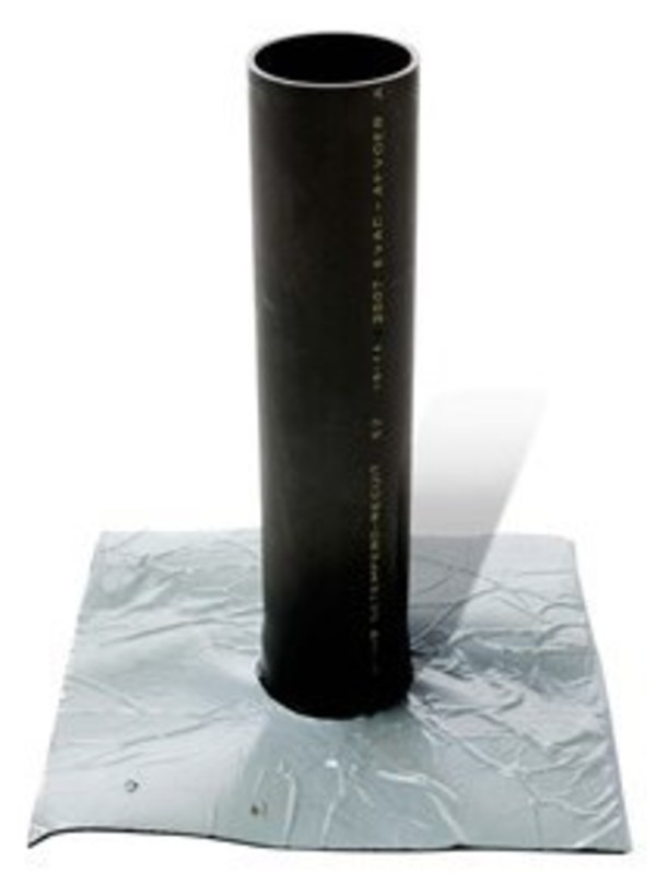 Resitrix tapbuis PE + slab SK/W dia 90 mm – 500 mm lengte