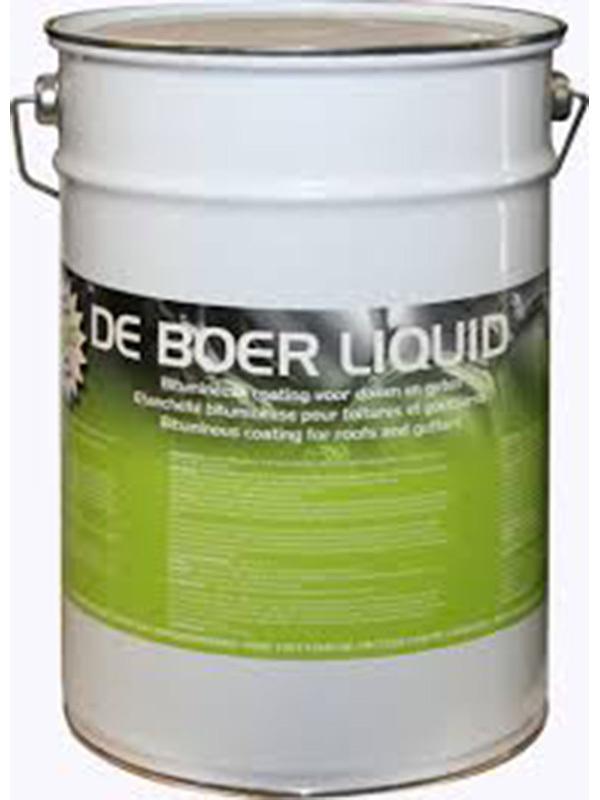 SOPREMA DB Fibre Pur - 7035 licht grijs - 6 kg/pot (1,5 à 3,5 kg/m² )