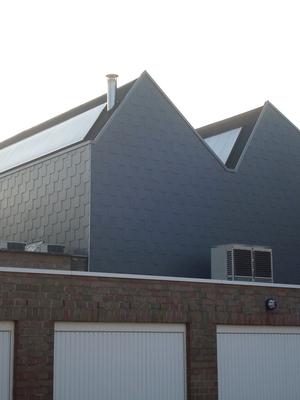Omni-Roof nv  - Gevelbekleding